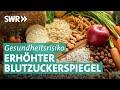 Herzinfarkt und Schlaganfall: diese Kohlenhydrate können für uns gefährlich werden I Doc Fischer SWR