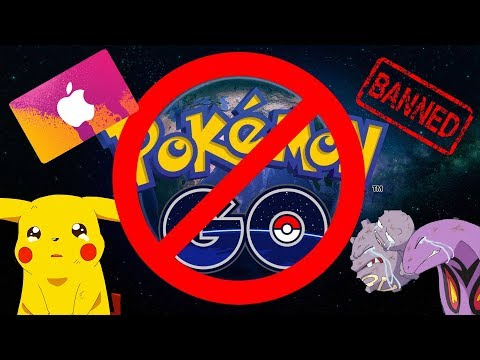 BIGGEST BAN WAVE EVER IN POKEMON GO! Banned Accounts Response to Apple App Store Refunds?