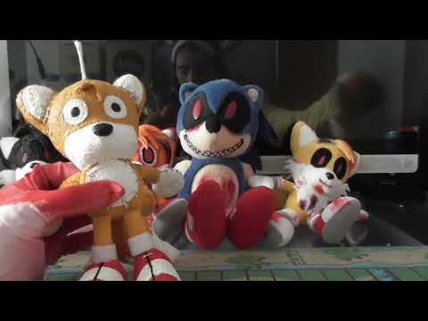 Tails Exe Doll Sonic Exe Plush Toy Youtube