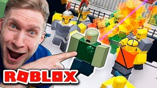 😲 Vinder Vi I Tower Defence?! 😲 - Roblox: Simulateur de défense de tour