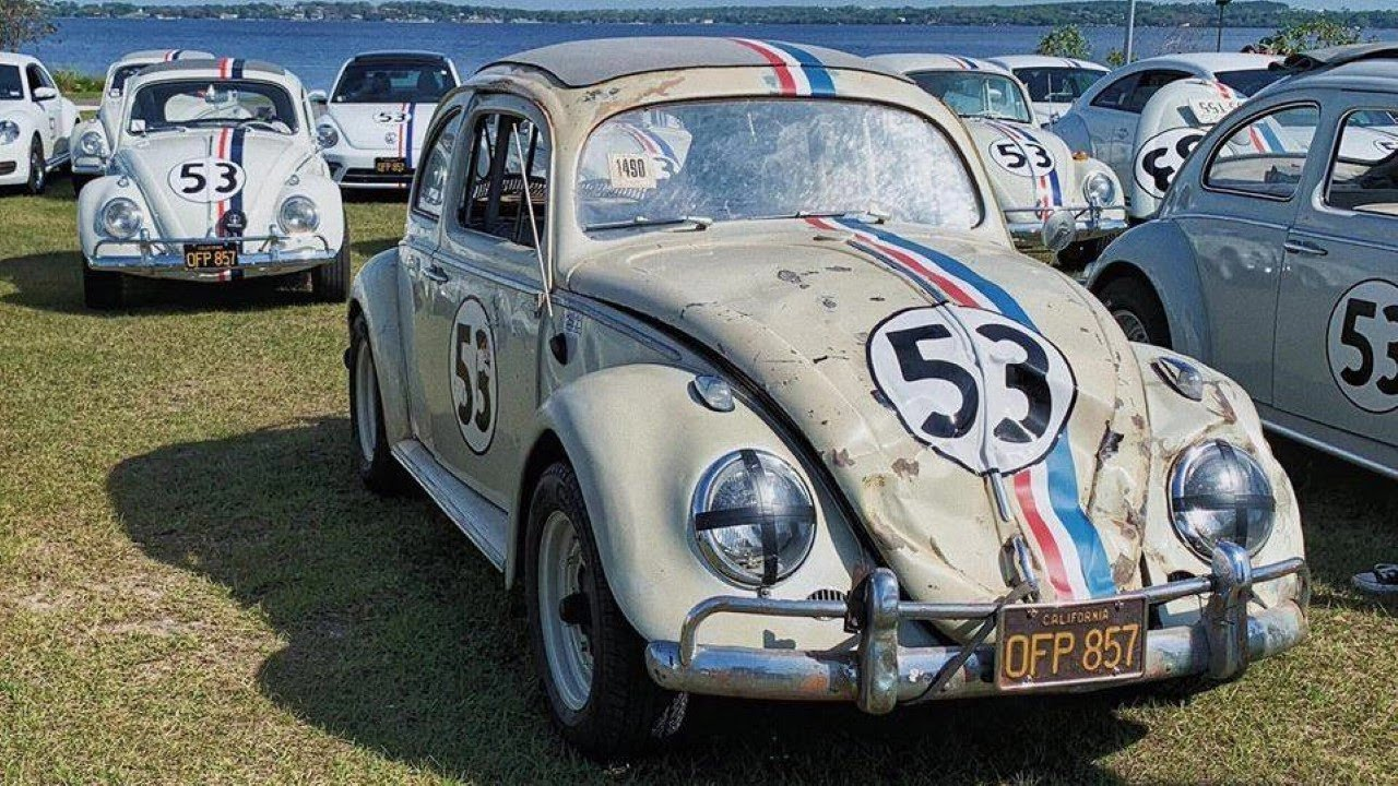 Download Celebrating 50 Years of Herbie The Love Bug