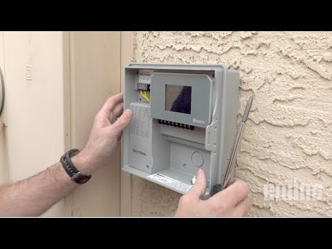 How To Replace A Sprinkler System Controller
