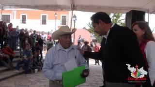 CUARTO CONGRESO DEL MAGUEY Y EL PULQUE EN ZEMPOALA