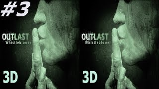 Outlast: Whistleblower 3D VR box TV Side by Side SBS video # 3