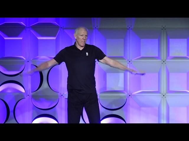BILL WALTON: Creative Imagination Defeats Stronger Competitors