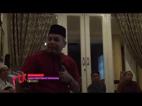 #KristenisasiCFD: Kajian Abdul Munzir Situmorang