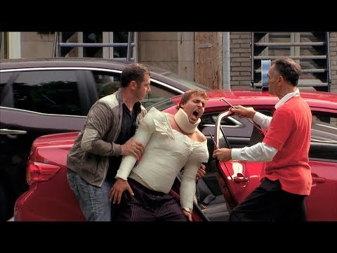 Best of Just for Laughs Gags - Injured People Pranks