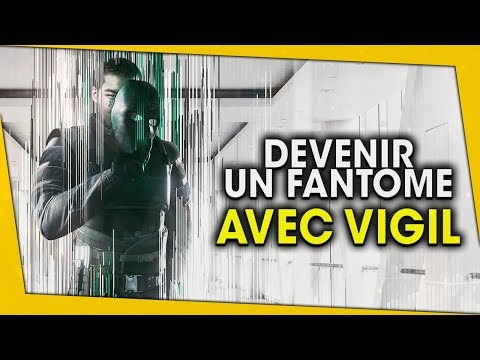DEVENIR UN FANTÔME AVEC VIGIL ! OPERATION WHITE NOISE - RAINBOW SIX SIEGE