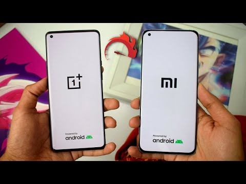 Xiaomi Mi 11 vs OnePlus 8 Pro - SPEED TEST!