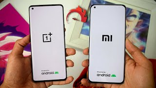 Xiaomi Mi 11 vs OnePlus 8 Pro - SPEED TEST!