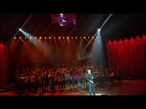 Peter Hollens LIVE - I See Fire (BYU Spectacular 2016)