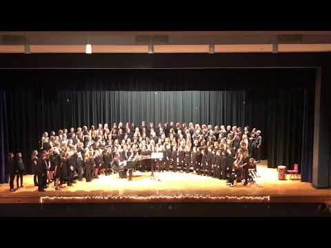 WCMS 6th Grade Choir Holiday Concert 12/5/18