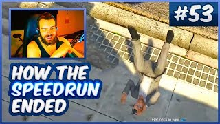 Know Your Place, Trash - How'd The GTA Speedrun End - Ep 195