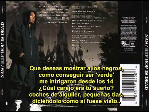 Nas Still dreaming - subtitulado en español ft Kanye West