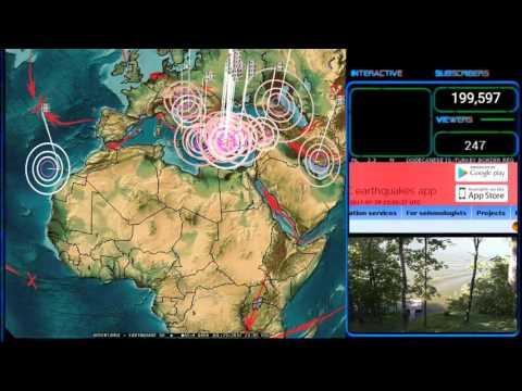 7/29/2017 -- New Deep Earthquake below Japan -- Pacific Unrest due yet again -- BE PREPARED