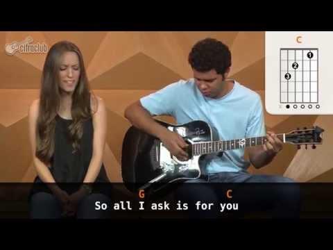 Come Away With Me - Norah Jones (aula de violão)