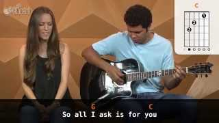 Come Away With Me - Norah Jones (aula de violão)