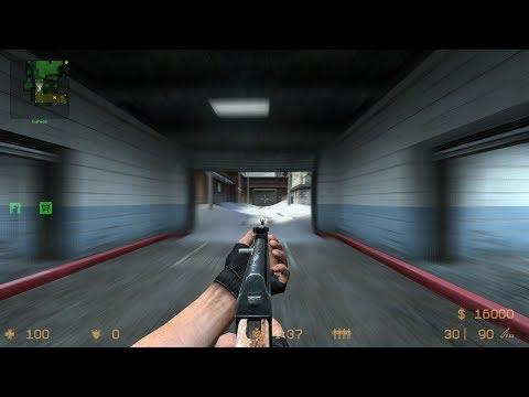 Counter Strike Iron Sight 2017 HD MODDED