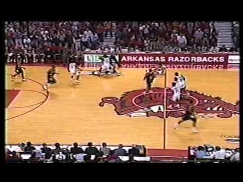 Arkansas vs. Georgia 3/3/2001