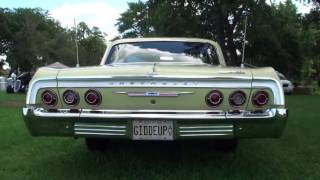 1964 Chevrolet Chevy Impala Tremendous Activity SS Hardtop With a 409 Motor My Vehicle