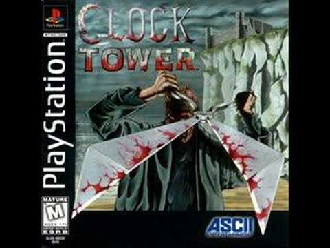 Clock Tower-Scissorman (Reprise)