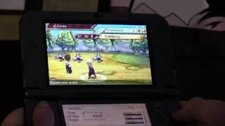 The Legend of Legacy Developer Demo (E3 2015)