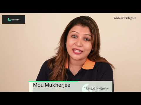Makeup Artist from Kolkata / www.silverstage.in