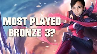 MOST GAME PLAYED GUY IN LOL (SingSing League of Legends #17)