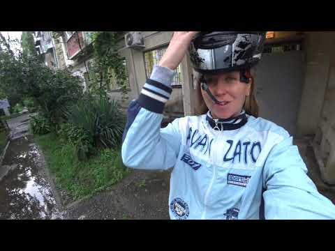 Прокат мотоциклов в Сочи, в дождь лучше не брать!... / Большой Сочи 2019