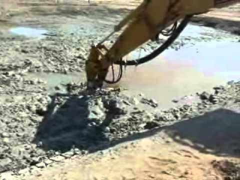 Pumping Mud with dredge pump