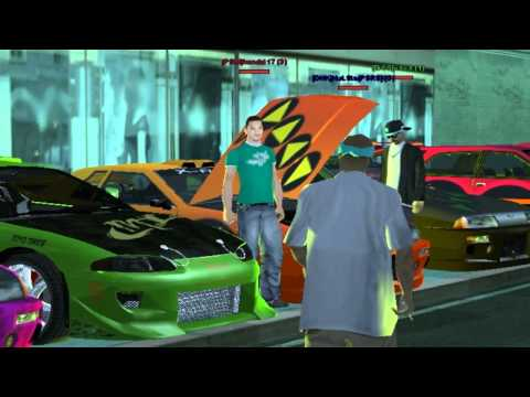 GTA SA-MP | Fast N Furious | Remake