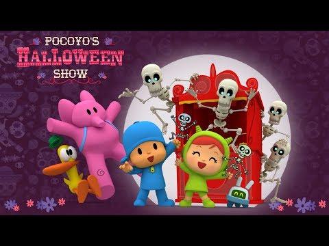 Pocoyo's Halloween Show [NEW EPISODE] | HALLOWEEN 2017