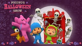 🎃POCOYO in ENGLISH👿: Halloween Show [40 min] | Full Episodes | VIDEOS and CARTOONS for KIDS