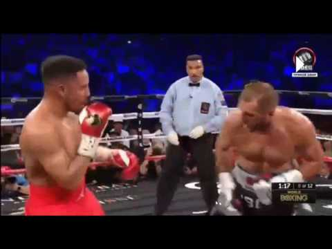Andre Ward vs Sergey Kovalev -  Breakdown of The Right Hand that Hurt him