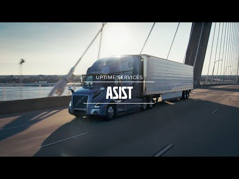 Volvo Trucks — Maximize Uptime & Productivity with ASIST