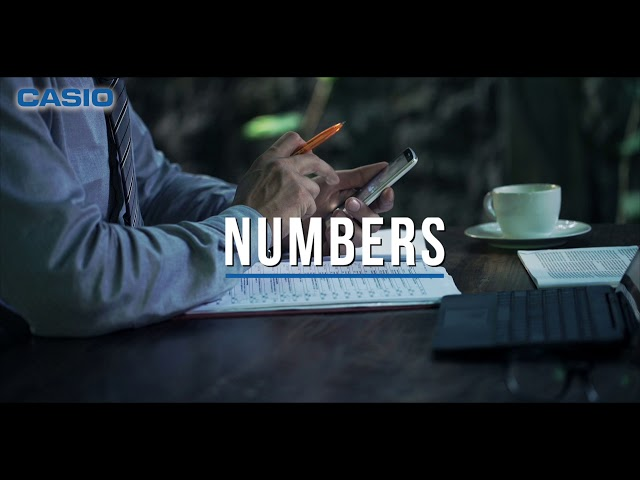 CASIO  CALCULATORS A Film By Seap Films