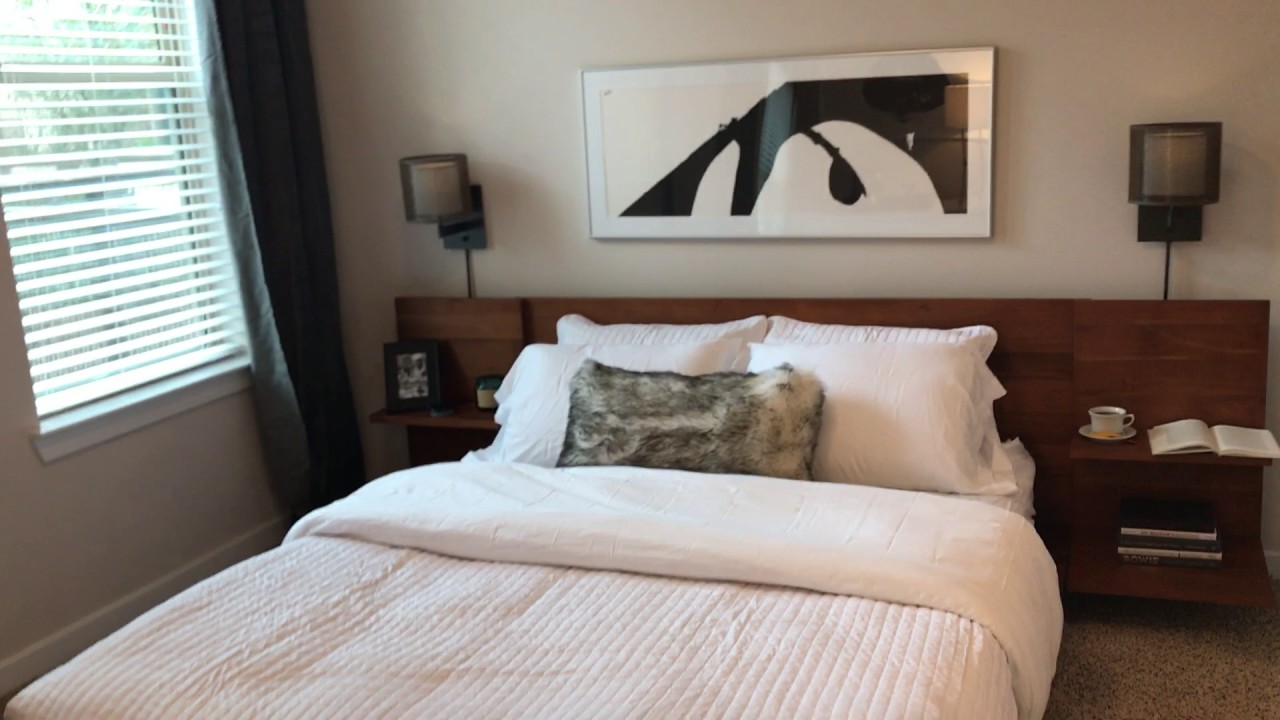Imt residences at riata one bedroom model apartment tour - 4 bedroom apartments in austin tx ...