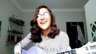 Shawn Mendes - Imagination ( Acoustic Cover por Becky)