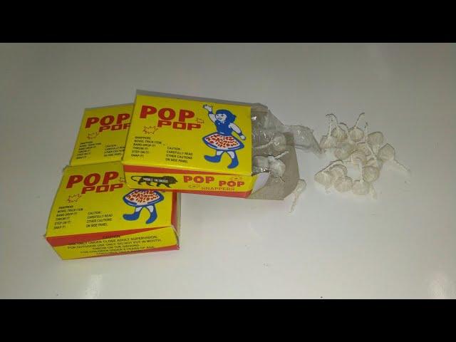 ?????? ??????? pop pop Garlic crackers
