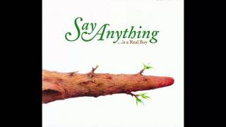 Say Anything - Is a Real Boy/Was a Real Boy (Full Album)