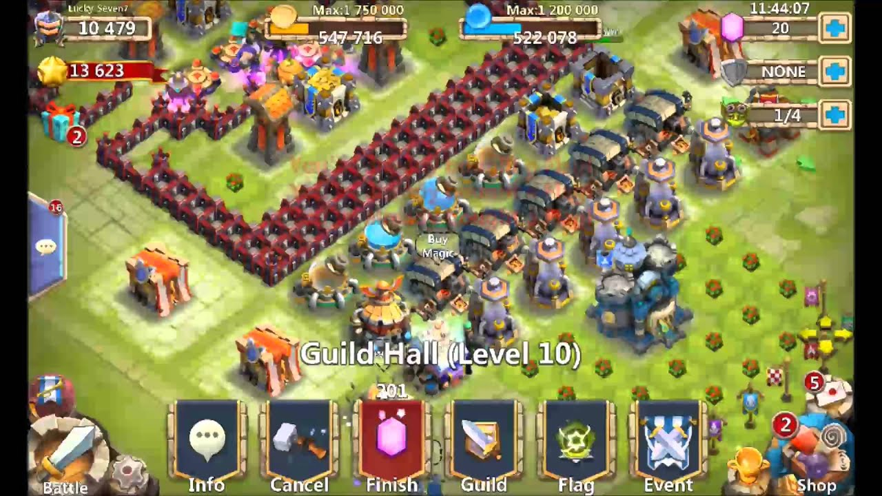 Castle clash boss 3 without cupid dating 4