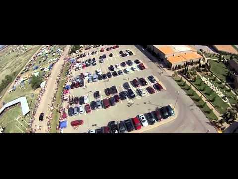 Comanche Nation Fair with a DJI Phantom