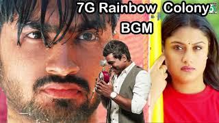 7G Rainbow Colony Super Hit BGM | Yuvan Shankar Raja