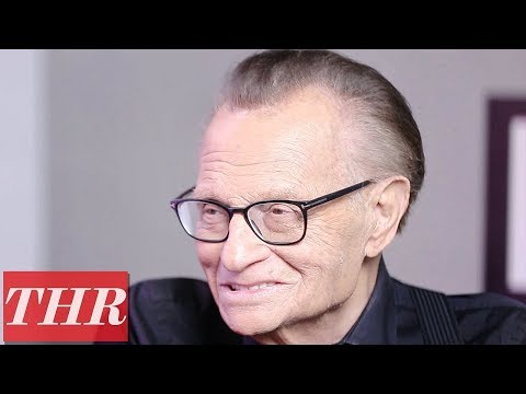 'Larry King Now's' Larry King: Meet Your Emmy Nominee! | THR
