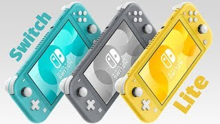 Nintendo Switch Lite - My Thoughts