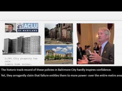 Tv Free Baltimore: Steve McIntire 4 State Delegate Video #2