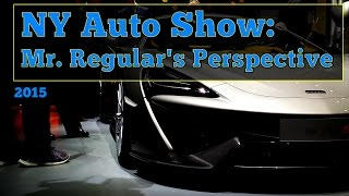 NYIAS 2015: Mr. Regular's Perspective