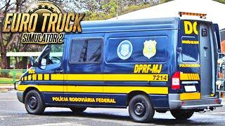 Euro Truck 2 - Policia Rodoviária Federal