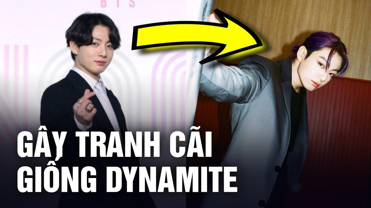 Ảnh teaser mới của BTS gây tranh cãi vì quá giống Dynamite, nhưng sự thật là...