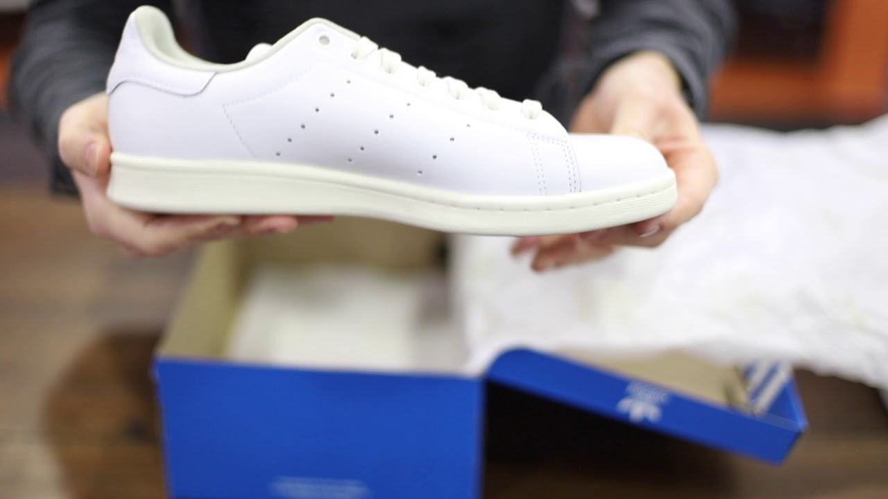 Unboxing Sneakers Adidas Stan Smith
